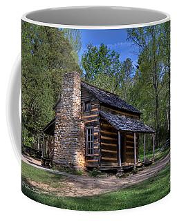 John Oliver Cabin Coffee Mug
