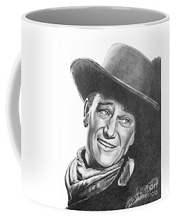 John Wayne   Dreamer Coffee Mug
