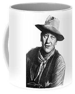 John Wayne  Sheriff Coffee Mug