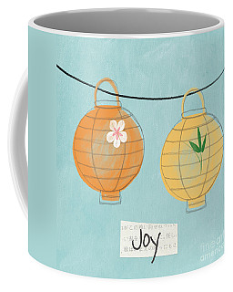 Joy Lanterns Coffee Mug