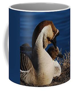 Just Friends Coffee Mug