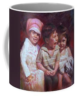 Just Say Cheese Coffee Mug