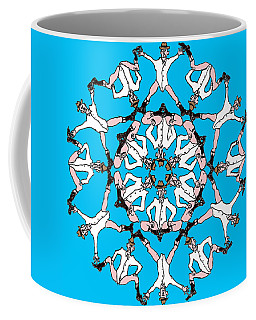 Kaleidoscoot Coffee Mug