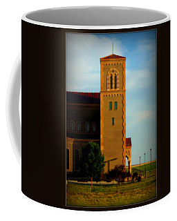Kansas Architecture Coffee Mug by Jeanette C Landstrom