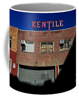 Kentile Factory Coffee Mug
