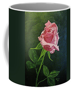 Kiss Of The Morning Sun 2 Coffee Mug by Wendy Shoults