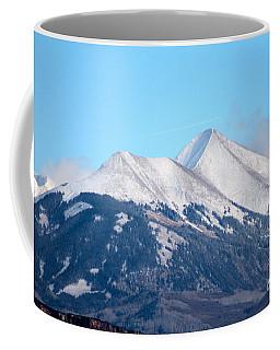 La Sal Mountains 111 Coffee Mug