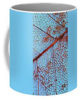Lace Leaf 2 Coffee Mug