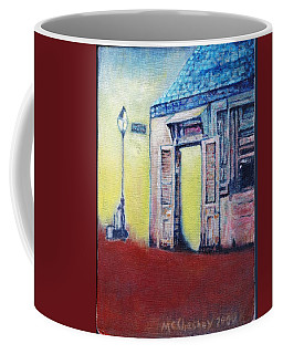 Lafitte's Blacksmith Shop From The Shortside Coffee Mug