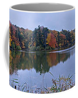 Coffee Mug featuring the photograph Lake Eastman by William Norton