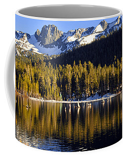 Lake Mary Reflections Coffee Mug by Lynn Bauer