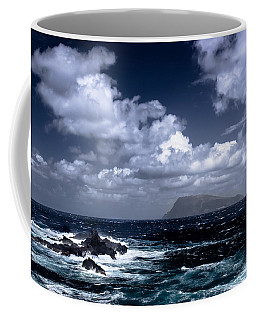 Land In Sight Coffee Mug
