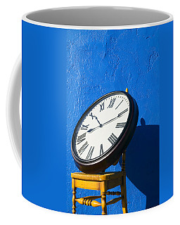 Clocks Coffee Mugs