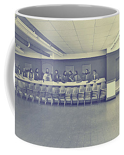 Last Supper Scene Coffee Mug by Tom Bush IV