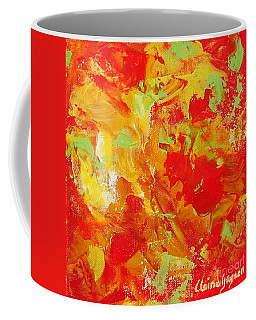 Latin Rythym Coffee Mug