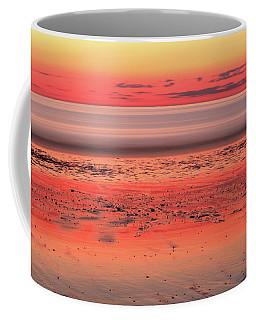 Layers Of Light And Color Coffee Mug