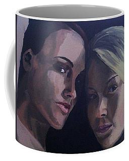 Leah And Tiffany Coffee Mug