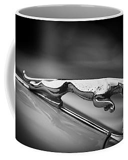 Leaping Jaguar Coffee Mug