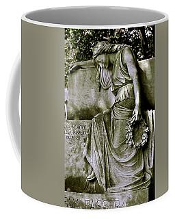 Left In Peace Coffee Mug
