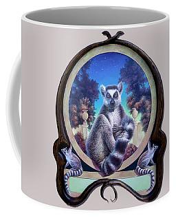 Zoofari Poster The Lemur Coffee Mug