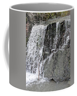 Coffee Mug featuring the photograph Let It Flow by Tiffany Erdman