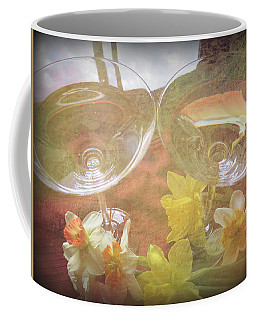 Coffee Mug featuring the photograph Life's Simple Pleasures by Kay Novy