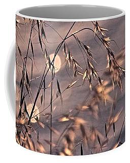 Light Bubbles And Grass 2 Coffee Mug