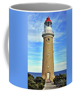 Light House At Cape Du Couedic Coffee Mug