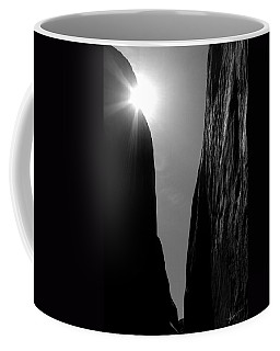Coffee Mug featuring the photograph Light Of Day by Vicki Pelham