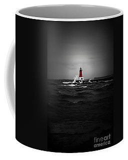 Lighthouse Glow Coffee Mug