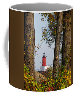 Lighthouse Mist Coffee Mug