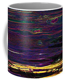 Lights In The Valley Coffee Mug