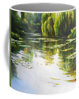 Lilly Lake Coffee Mug