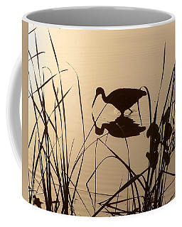 Limpkin At Dawn Coffee Mug