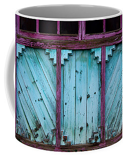 Line Art Coffee Mug by Vicki Pelham