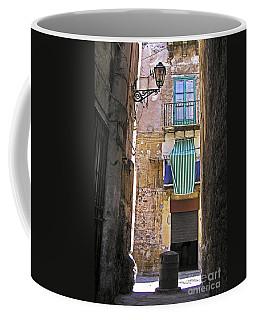 Little Street Of Palermo Coffee Mug
