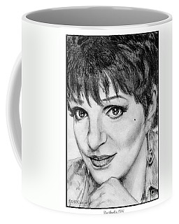 Liza Minnelli In 2006 Coffee Mug
