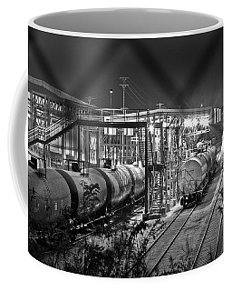 Loading Station Coffee Mug