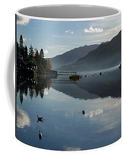 Coffee Mug featuring the photograph Lochgoilhead by Lynn Bolt