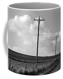 Lonely Country Coffee Mug by Tom Bush IV