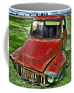 Long Term Parking Coffee Mug