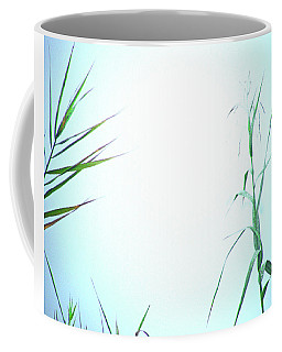 Coffee Mug featuring the photograph Look Of Fog by Lizi Beard-Ward