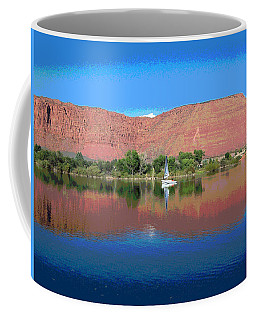 Reflections Of Ivins, Ut Coffee Mug