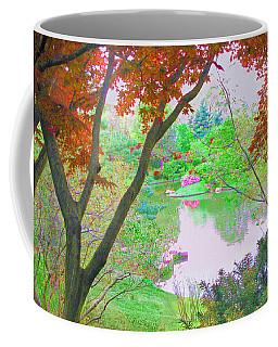 Looking Through The Trees  Coffee Mug