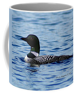 Loon 5 Coffee Mug by Steven Clipperton