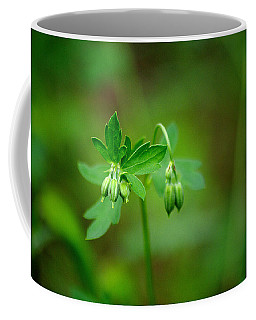 Coffee Mug featuring the photograph Lost But Not Forgotten by Vicki Pelham
