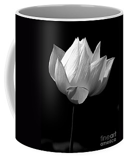 Lotus Bw Coffee Mug