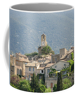 Lourmarin In Provence Coffee Mug by Carla Parris