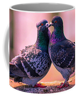Love At First Site Coffee Mug by Shannon Harrington