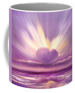 Love At Sunset Coffee Mug